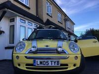 Mini Cooper 1.6 Hatchback 3dr Petrol Manual