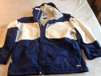 Burton snowboard jacket sz xl as new cond. More Lrg an XL