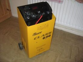 as new giant booster battery charger