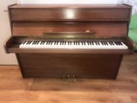 Calisia Upright Piano, Modern 3 Pedal, 88 Keys @@@ £400 or Nearest Offer @@@@