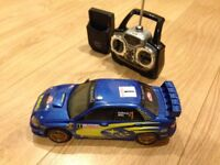Remote Control Car - Subaru Impreza