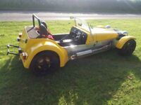 Tiger Cat E1 2.0 tuned ford pinto twin DCOE 45's full MOT