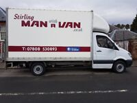 Man with a large van / Removals / Deliveries / Clearances