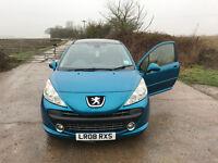 Peugeot 207 1.6 HDi 110, Diesel, Manual, 3 Door