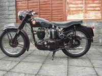 BSA C11G Motorcycle