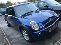 Mini One 1.6 Low Miles Full Service History