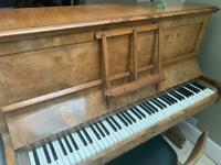 Piano - free on collection THIS IS NOW RESERVED