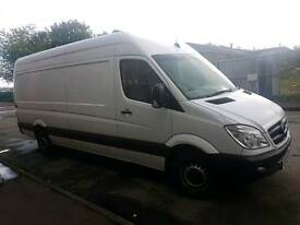 Mercedes sprinter lwb quick sale