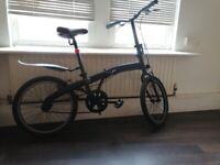 b fold 3 decathlon bike for sale