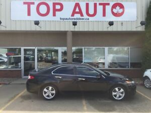 2009 Acura TSX Technology Package Luxury Acura loaded options