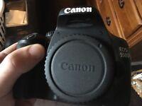 Canon EOS 550D DSLR Body