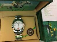New Swiss Men's Rolex Oyster Milgauss Perpetual Automatic Watch