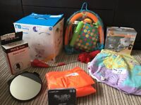 Useful baby items £5 each