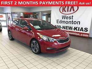 2015 Kia Forte EX, FIRST 2 MONTHS PAYMENTS FREE!!