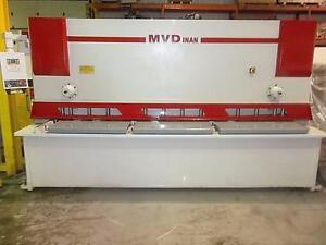 BRAND NEW SHEAR HAGM 10MM X 3100MM