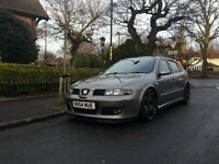 Seat Leon Cupra R 225 Turbo Facelift 2004 Model 6 speed