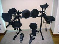 Rockjam digital electronic drum kit dd502J