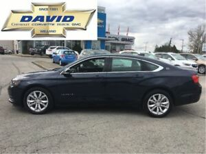2017 Chevrolet Impala 1LT/ LOADED/ POWER SEATS/ REMOTE START/ 18