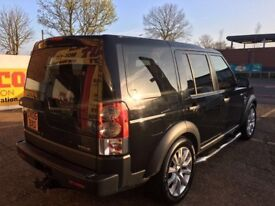 2005 LAND ROVER DISCOVERY 2.7 DIESEL AUTOMATIC 7 SEATER NEWER MODEL UPGRADE