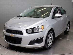 2012 Chevrolet Sonic LS A\C