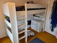 High Sleeper Bed (Steens)
