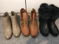 Ladies boots brand new size 6/7