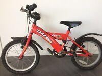 Used kids Dawes red bike