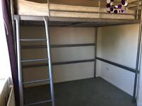Double High Bed - *mattress not included*