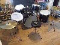 Powerplay legacy drum kit