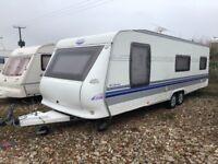 Hobby 690 SMF Caravan 2007