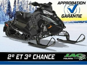 2018 Polaris 800 Switchback Pro-S SnowCheck Select Defiez nos pr