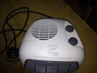 DeLonghi 3000w Fan Heater
