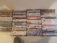 Over 100 dvds right mixture some really good films