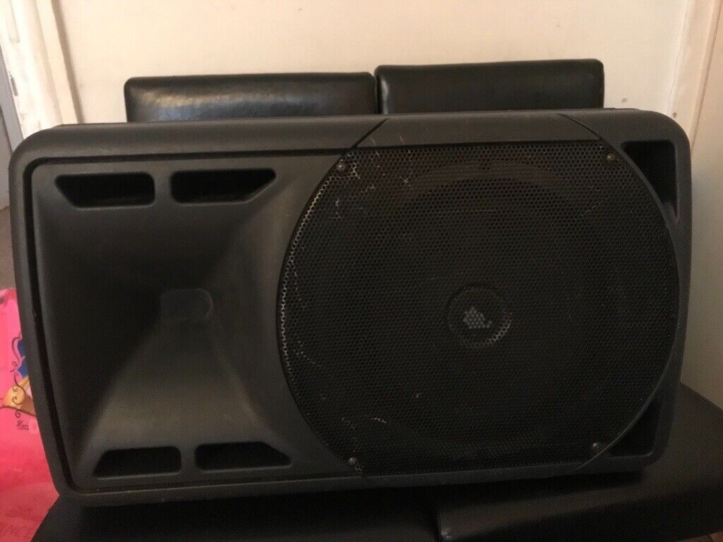 2 RCF ACTIVE SPEAKERS FOR SALE DARTFORD | in Dartford, Kent | Gumtree