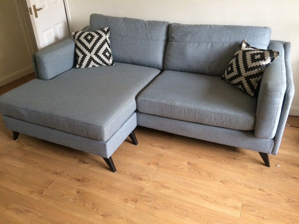 Dfs Maya Grey Sofa In Moseley West Midlands Gumtree