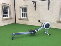 Concept 2 rower model D pm3 monitor
