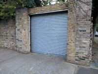 Garage for rent near Haggerston Station (perfect for a motorbike or storage)