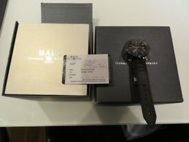 Ball BMW PM3010C Chronometer Power Reserve RRP £3900 BARGAIN WARRANTY