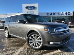 2017 Ford Flex Limited W/Ecoboos/Do You have a Costco Membership