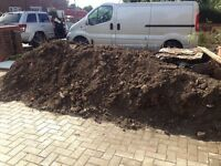 Loads of top soil free in headington for colllection