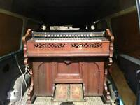 Organ story and clark 100 years old amazing