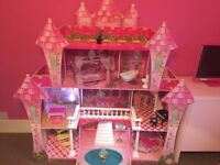 Dollhouse + 21 Pieces of Furniture from Costco