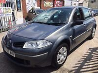 RENAULT MEGANE 1.4 EXPRESSION PETROL MANUAL 2007 95000 MILES 1 OWNER
