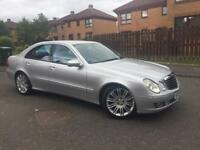 07 Mercedes Benz E320 Cdi Sport Low Miles, Service History
