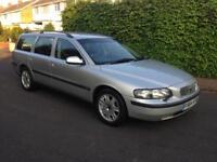 2001 Volvo V70 2.4t * Long MOT * Full Heated Leather * VGC * Bargain Estate Car!