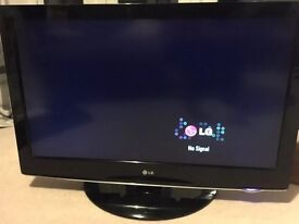 """37""""LG Full HD,I can Deliver,£105"""