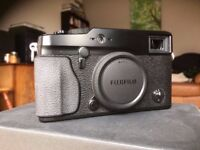 Fuji X Pro 1 with 27mm lens