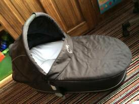 Icandy apple carrycot - Black