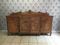 sideboard louis XV,French style