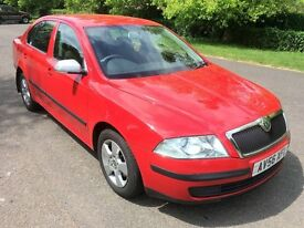 2007 56 SKODA OCTAVIA AMBIENTE TDI AUTO FULL MAIN SEAILER SERVICE LOW 82K CAMBELTED ALLOYS PX-SWAPS